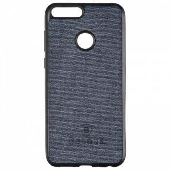 Стильная мужская накладка Skill Case от Baseus для Huawei P Smart Plus/Nova 3i синий