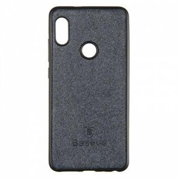 Стильная мужская накладка Skill Case от Baseus для Xiaomi Redmi Note 5/5 Pro Blue