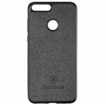 Стильная мужская накладка Skill Case от Baseus для Huawei P Smart Plus/Nova 3i черный