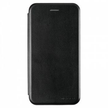 Чехол книжка из кожи G-Case Ranger для Samsung J810 (J8-2018) черный