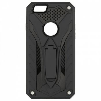 Бронированный пластиковый чехол Cavalier от iPaky для Huawei P Smart Plus (Nova 3i) черный
