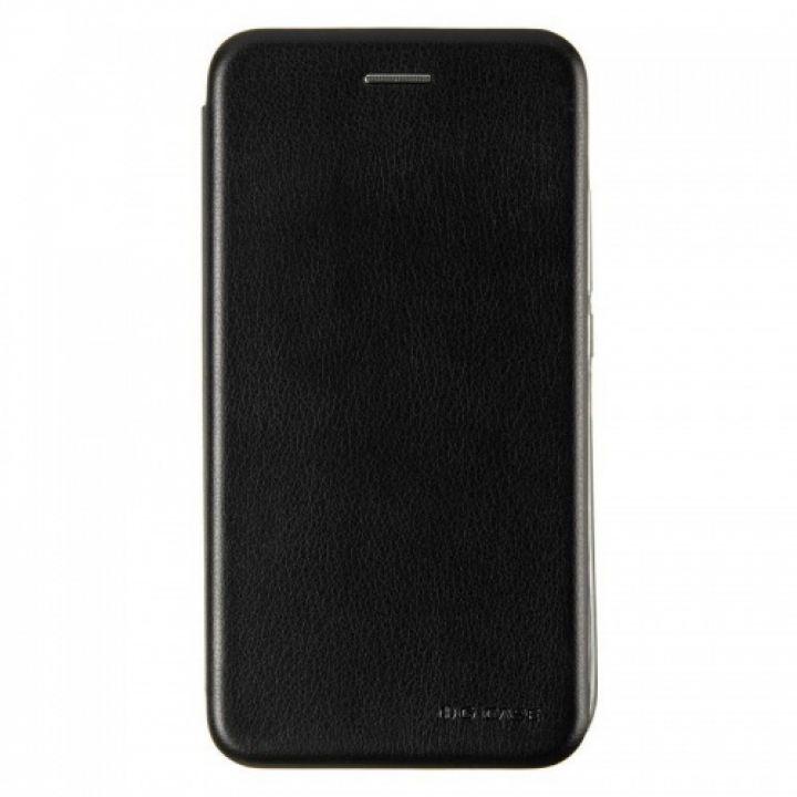 Чехол книжка из кожи Ranger от G-Case для Huawei Y6 Pro черный