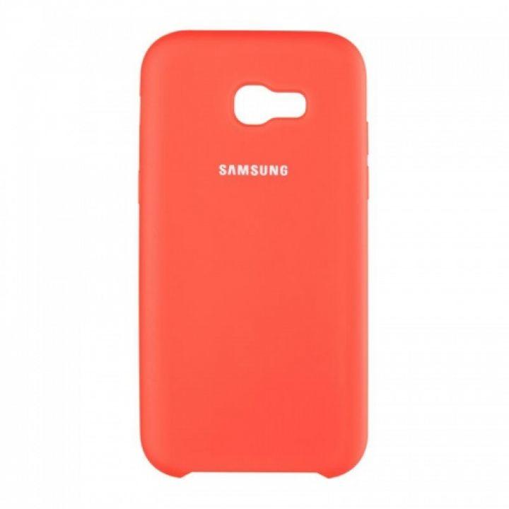 Оригинальный чехол накладка Soft Case для Xiaomi Mi6x/A2 красный