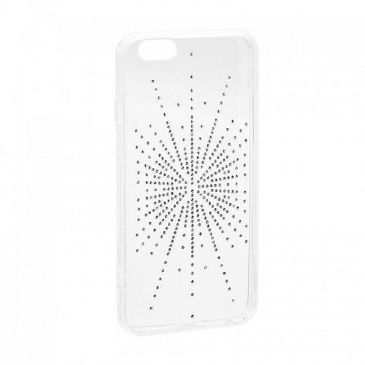 Прозрачный чехол накладка с рисунком для Xiaomi A2/Mi6x Silver Shine