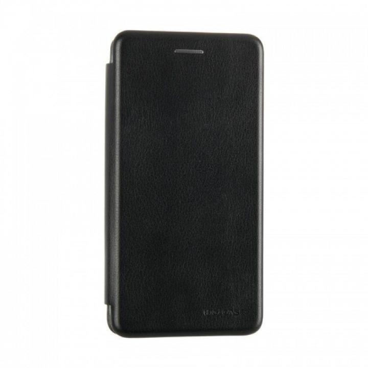 Чехол книжка из кожи Ranger от G-Case для Xiaomi Redmi 4x черный