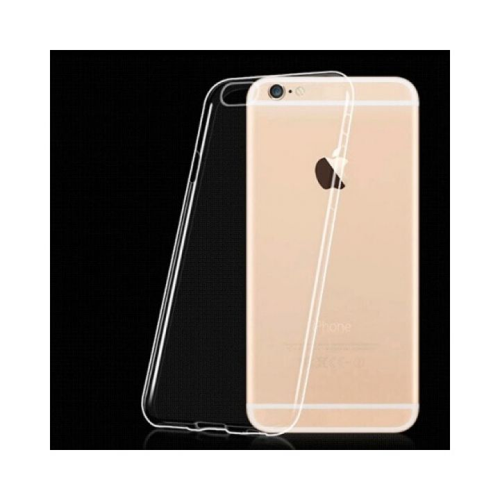 Ультратонкий чехол накладка Bright для iPhone 6/6s
