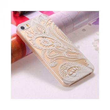 Чехол-бампер White flower для iPhone 5/5S