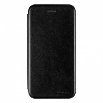 Чехол книжка из кожи Ranger от G-Case для Meizu M6 Note черный