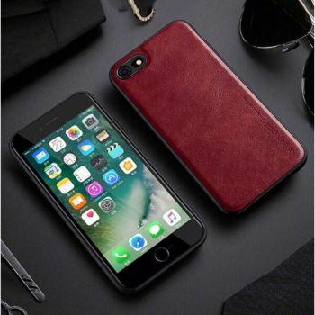 Кожаный чехол бампер Retro для iPhone 7 Plus от X-Level