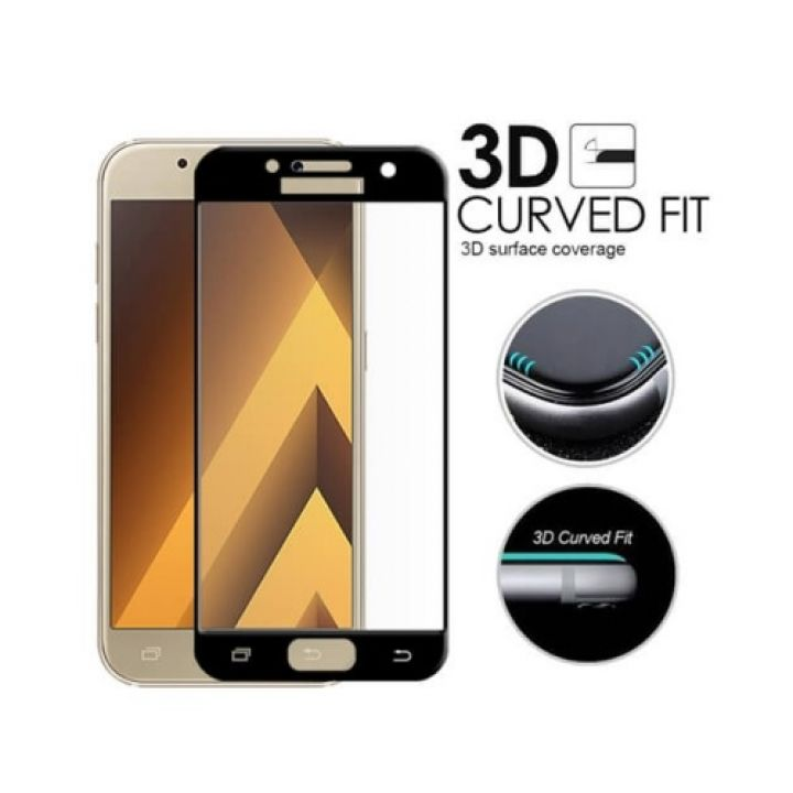 3D защитное закаленное стекло для Samsung Galaxy A7 2016