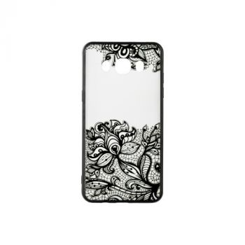 Чехол накладка с татуировкой Tatoo Art от Rock для Huawei Y3 II Fantasy Flowers