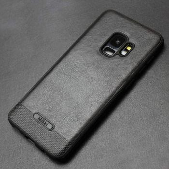 Черный чехол накладка Allure для Samsung Galaxy S9 Plus