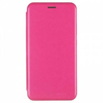 Чехол книжка из кожи Ranger от G-Case для Xiaomi Redmi Note 5a Prime розовый