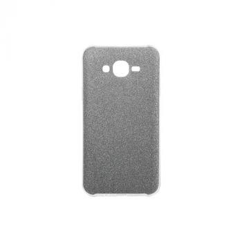Чехол с блесками Glitter Silicon от Remax для Samsung A520 (A5-2017) черный