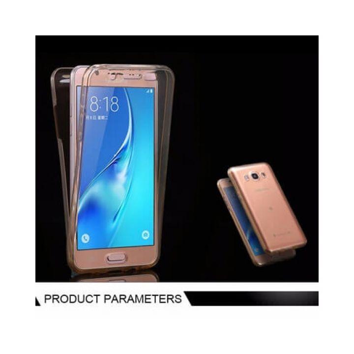 Чехол накладка Crystal Clear для Samsung Galaxy А7 2015/2016