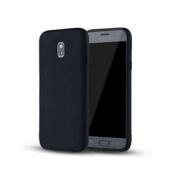 Силиконовый чехол накладка Black для Samsung Galaxy J530 2017