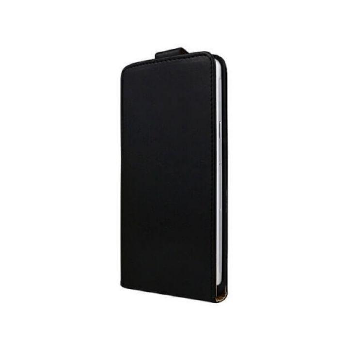 Оригинальный кожаный чехол флип Fashion для Samsung Galaxy J5 2016 black