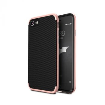 Гибридный чехол пенал Neo Hybrid для iPhone 7 rose