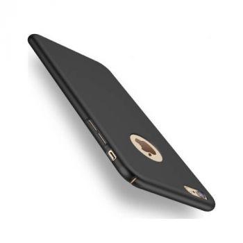 Пластиковый чехол бампер Silk Touch для iPhone 7 black
