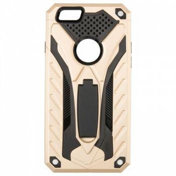 Бронированный чехол накладка Cavalier от iPaky для iPhone 6 золото