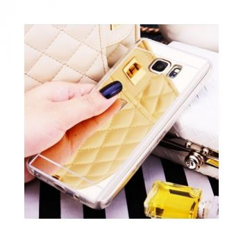 Зеркальный чехол накладка Acylic для Samsung Galaxy Note 7