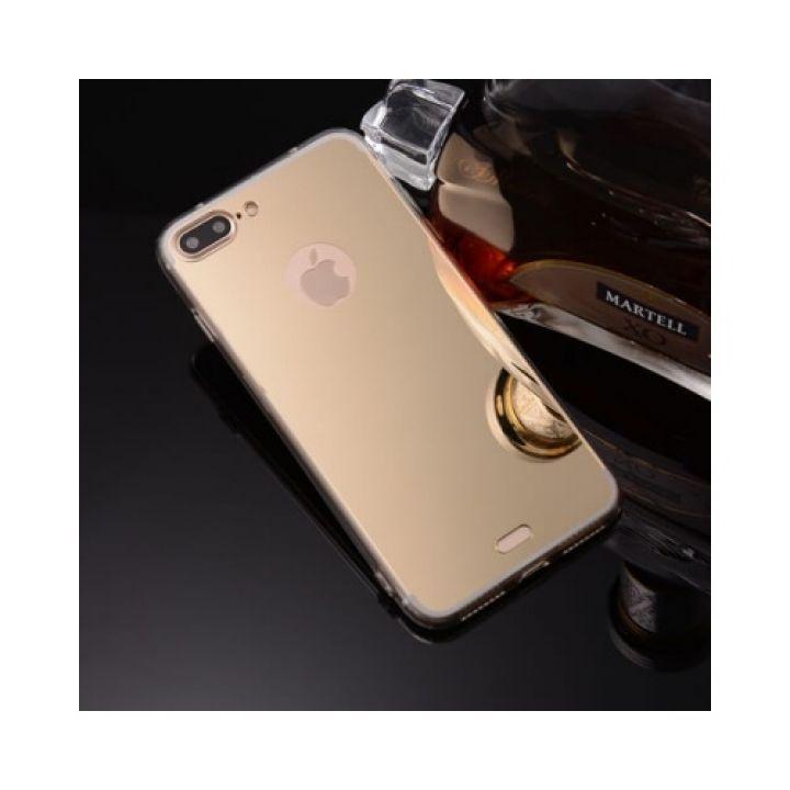 Яркий зеркальный чехол накладка Acylic для iPhone 8 Plus