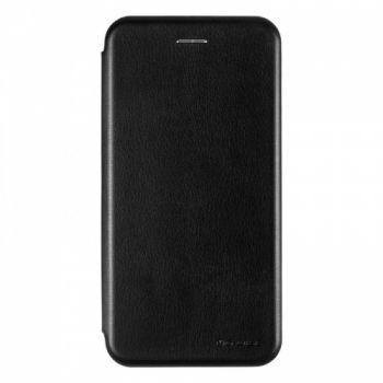 Чехол книжка из кожи Ranger от G-Case для Huawei Honor 7c черный