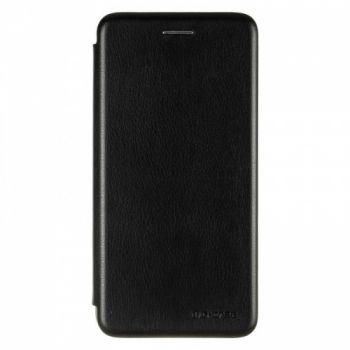 Чехол книжка из кожи G-Case Ranger для Huawei P10 Plus черная
