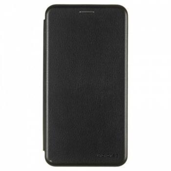Чехол книжка из кожи Ranger от G-Case для Meizu M5c черный