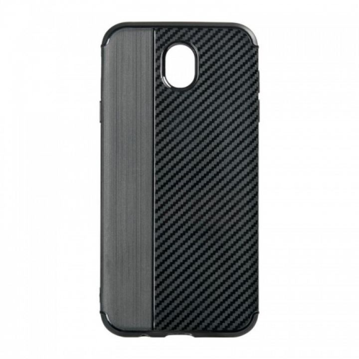 Чехол хамилион с прозрачной половиной для Xiaomi Redmi Note 5/5 Pro черный