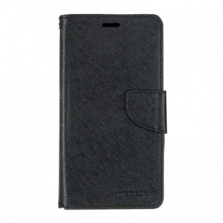 Чехол книжка Cover от Goospery для Xiaomi Redmi Note 4 черный