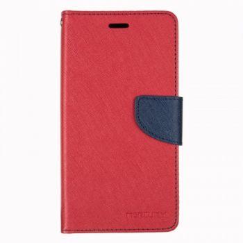 Чехол книжка Cover от Goospery для Xiaomi Redmi Note 4 красный