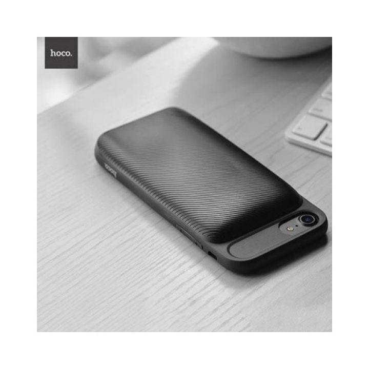 HOCO чехол аккумулятор для iPhone 7 на 3000 mAh black