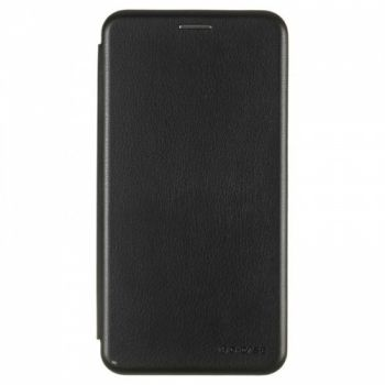 Чехол книжка из кожи Ranger от G-Case для Meizu M6s черный