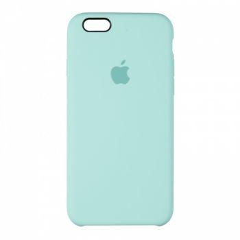 Оригинальный чехол накладка Soft Case для iPhone 6 Mint