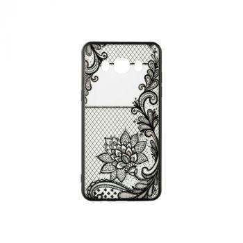 Чехол накладка с татуировкой Tatoo Art от Rock для Huawei Nova Magic Flowers