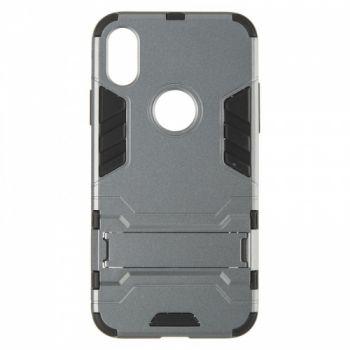 Противоударный чехол от Honor для iPhone Xs серый