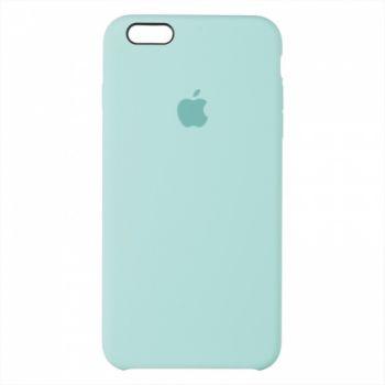 Оригинальный чехол накладка Soft Case для iPhone 6 Plus Mint