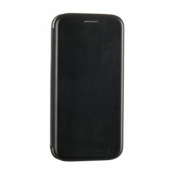 Чехол книжка из кожи Ranger от G-Case для Huawei Honor 10 черный