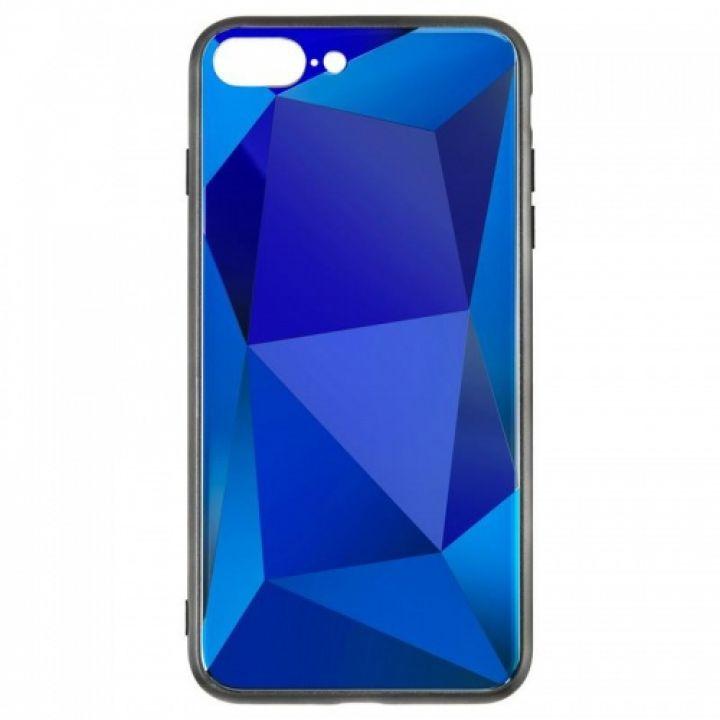 Переливающий чехол Prizma от Baseus для iPhone XS Max Blue/Violet