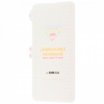 Полиуретановая пленка MK Unbreakable Membrane для Samsung S10