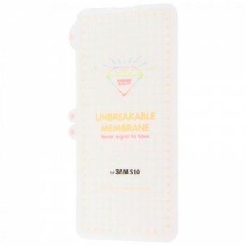 Полиуретановая пленка MK Unbreakable Membrane для Samsung S10 Plus