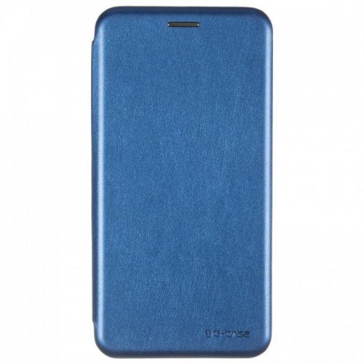 Чехол книжка из кожи Ranger от G-Case для Xiaomi Mi5x/A1 синий