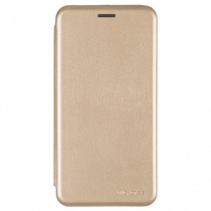 Чехол книжка из кожи Ranger от G-Case для Xiaomi Mi5x/A1 золотой