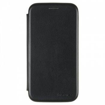 Чехол книжка из кожи G-Case Ranger для Samsung S7 черный