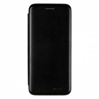 Чехол книжка из кожи G-Case Ranger для Samsung S9 черный