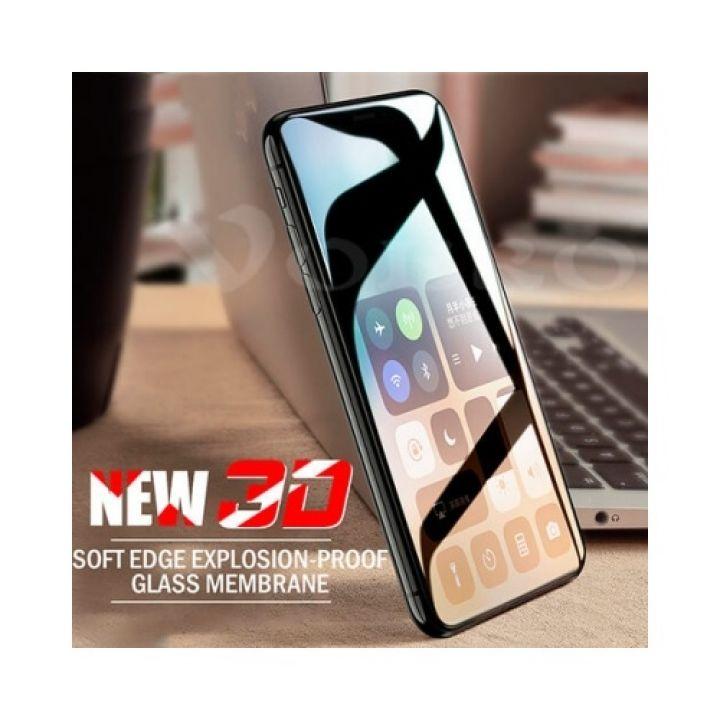 Закаленное защитное стекло 3D для iPhone X