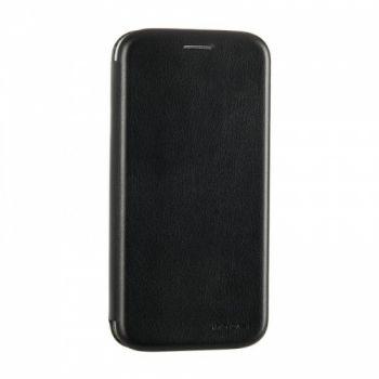 Чехол книжка из кожи G-Case Ranger для Huawei Honor 10i черная