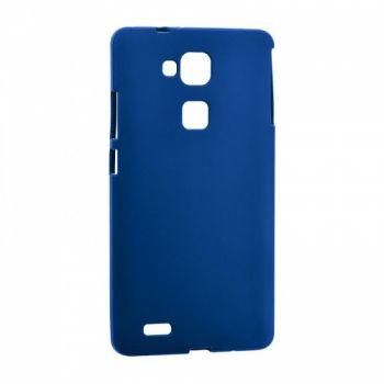 Оригинальная силиконовая накладка для Huawei Y7 синий