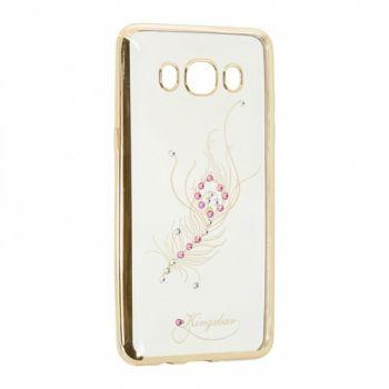 Прозрачный чехол с рисунком и камешками для Meizu M6 Note Firebird